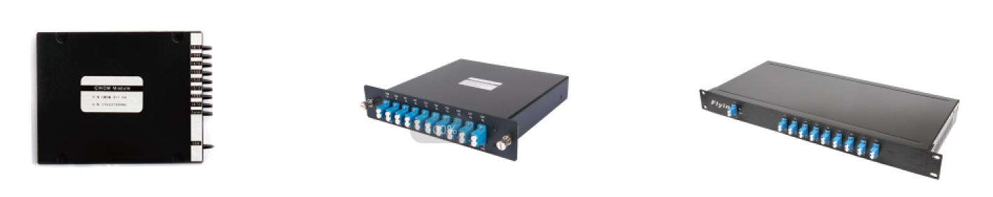 100G, 200G DWDM Module (4,8,16 Channels)-3