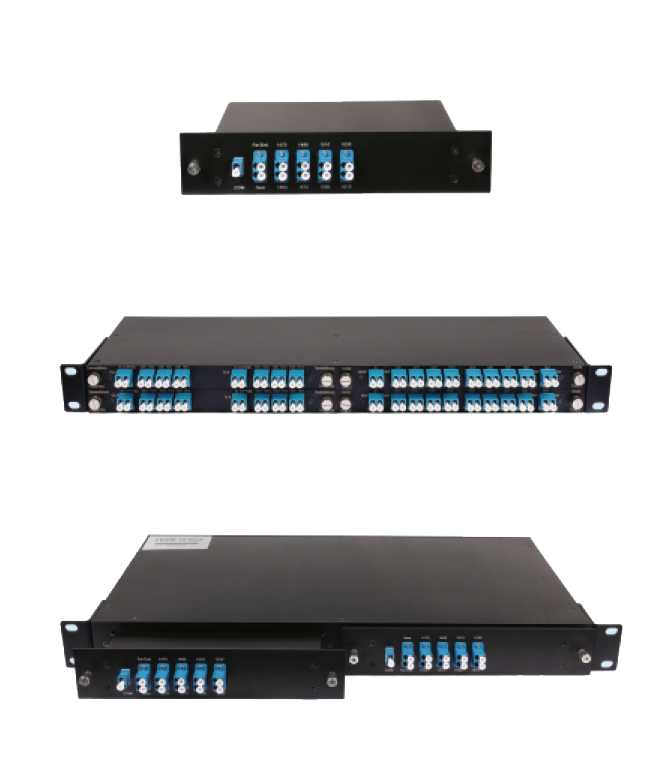 100G, 200G DWDM Module (4,8,16 Channels)