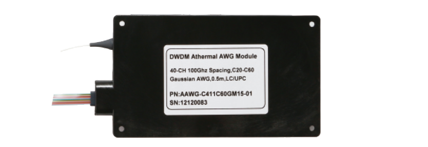 40-CH 100G Athermal AWG