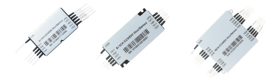 4,8,18-Channel Mini CWDM Module