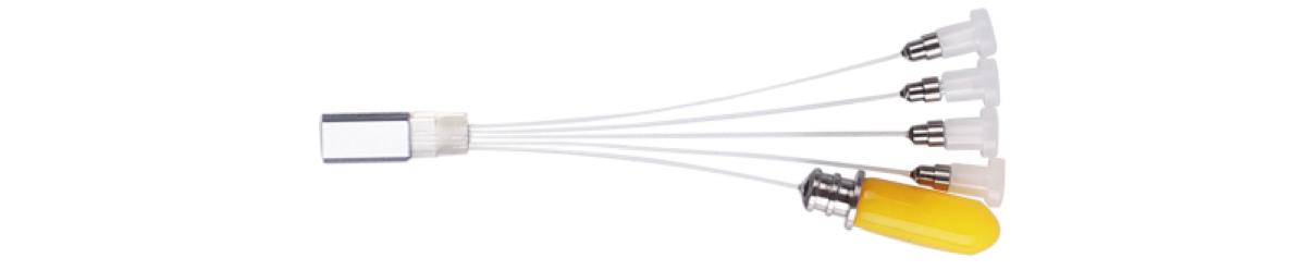 AWG CWDM4 Mux-Demux Module-3